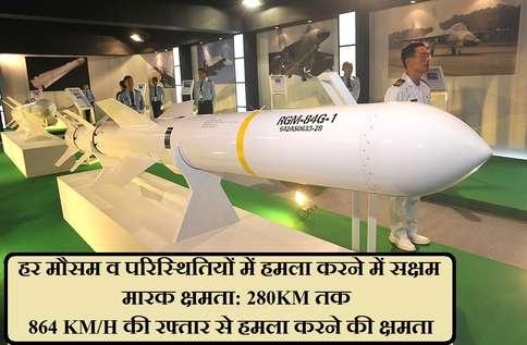 भारत के दुश्मनों पर कहर बरपाएगी हारपून मिसाइल, जानें इसकी खासियतें