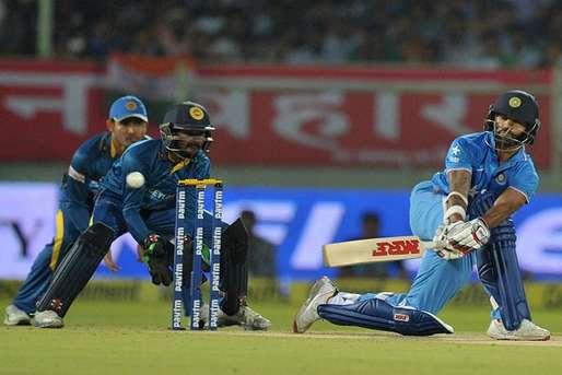 गेंदबाजों के बाद भारत के बल्लेबाजों ने दिखाया दम, श्रीलंका को 9 विकेट से हराया