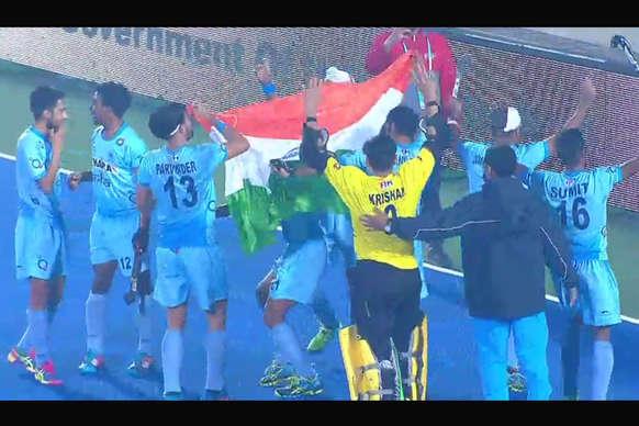 भारत बना जूनियर हॉकी वर्ल्ड कप चैंपियन, 15 साल बाद जीता खिताब!