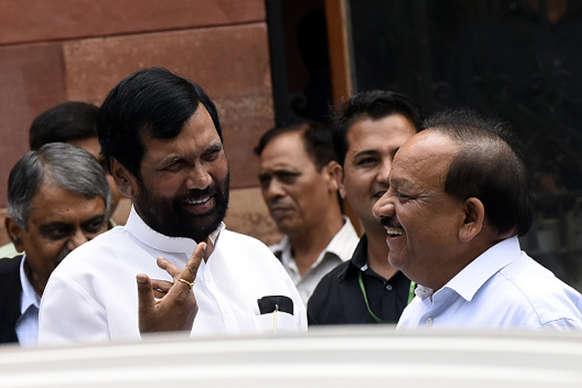 मोदी के मंत्री का बयान, आरक्षण को कोई भी समाप्त नहीं कर सकता