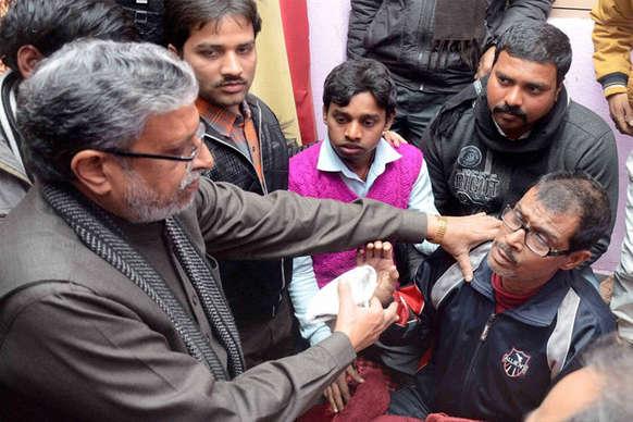 पटना नाव हादसे की सर्वदलीय समिति से जांच कराए सरकार : सुशील मोदी