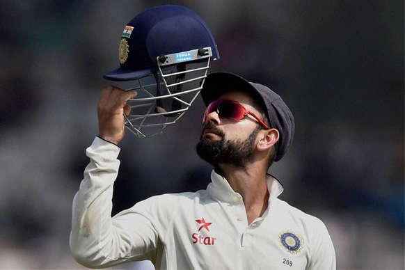 विराट कोहली के करियर का सबसे खराब दिन, पहली बार घरेलू मैदान में टूटा दिल