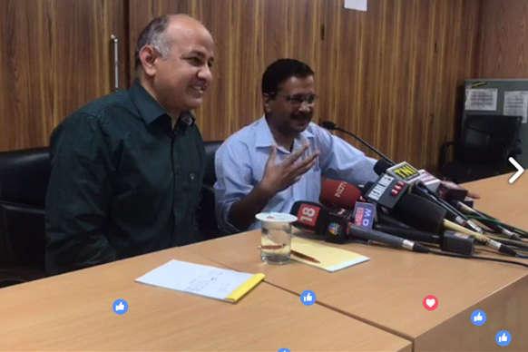 एमसीडी चुनाव : केजरीवाल का वादा, जीते तो माफ होगा हाउस टैक्स