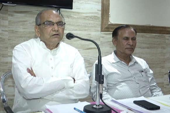 जीएससटी के खिलाफ राजस्थान खाद्य पदार्थ व्यापार संघ 30 जून से हड़ताल पर