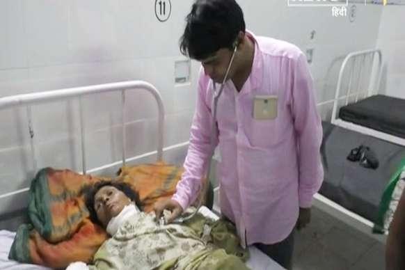 अमेठी: नाबालिग लड़के ने किया वृद्ध महिला पर हसिया से हमला, रुपये लेकर हुआ फरार