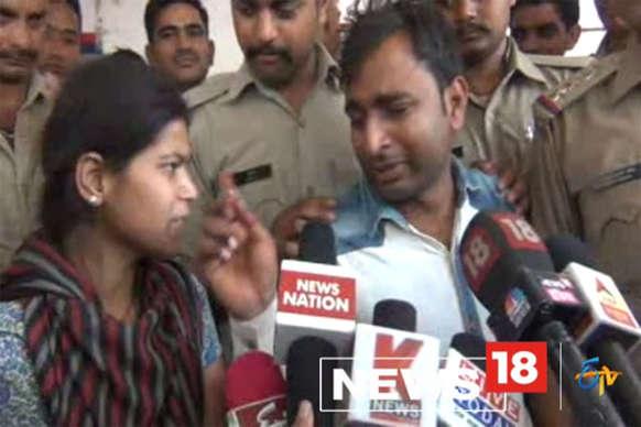 हमीरपुर : 'रिवाल्वर रानी' वर्षा के प्रेमी को मिली जमानत
