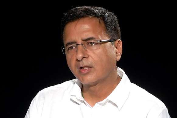 जनता के पास भारतीय राष्ट्रीय कांग्रेस एकमात्र विकल्प बचा: सुरजेवाला