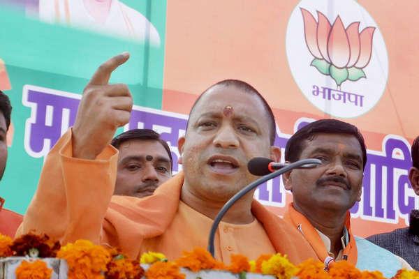 एसपी-बीएसपी जीती तो कर्बला-कब्रिस्तान ही बनेंगे, राम मंदिर नहीं: योगी आदित्यनाथ
