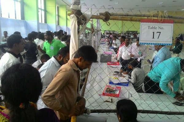 BMC Results LIVE: मुंबई-उल्लाहपुर में शिवसेना, पुणे-थाणे में बीजेपी आगे