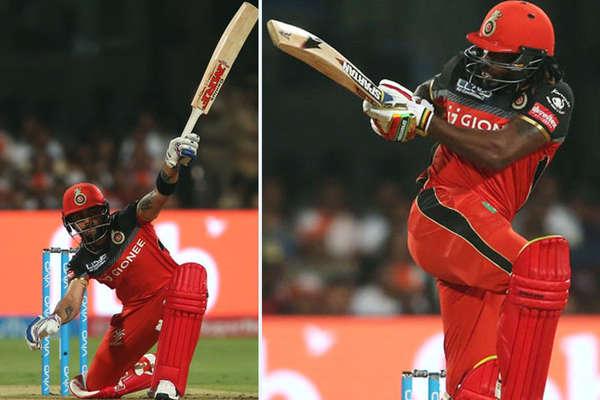तस्वीरों में देखें मैच का रोमांच, आखिर कैसे विराट के शेरों ने टेक दिए घुटने?