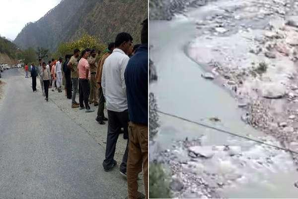 उत्तरकाशी में बड़ा बस हादसा, मध्यप्रदेश के 20 लोगों की मौत