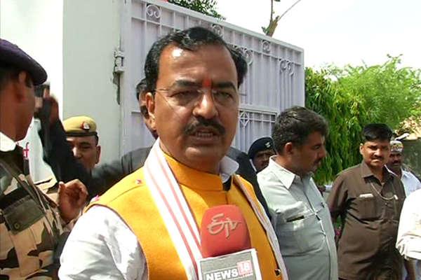 मोदी के तीन साल का कार्यकाल कांग्रेस के साठ वर्ष पर भारी: केशव प्रसाद मौर्य