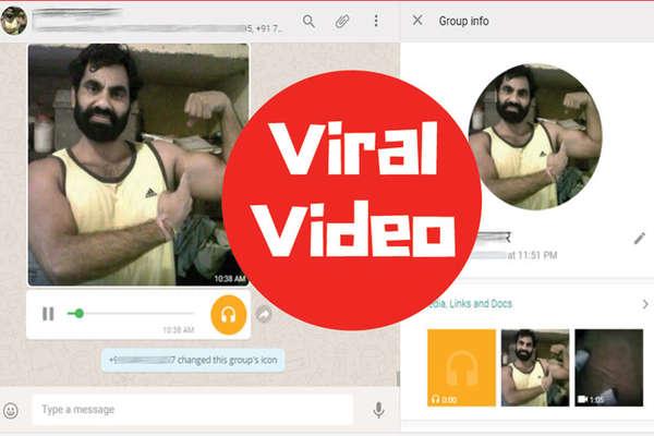 आनंदपाल से जुड़ा VIDEO वायरल, पुलिस के लिए बढ़ी मुसीबत