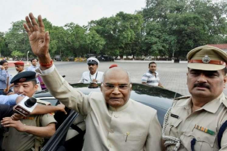 जानें देश के 14 वें राष्ट्रपति रामनाथ कोविंद को बिहार से मिले कितने वोट