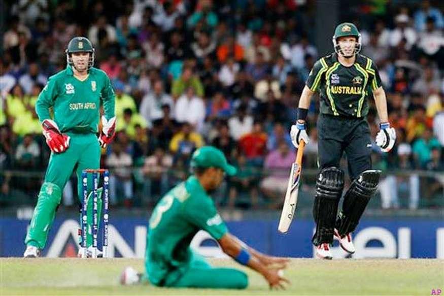 टी-20: ऑस्ट्रेलिया ने द. अफ्रीका को 8 विकेट से पीटा