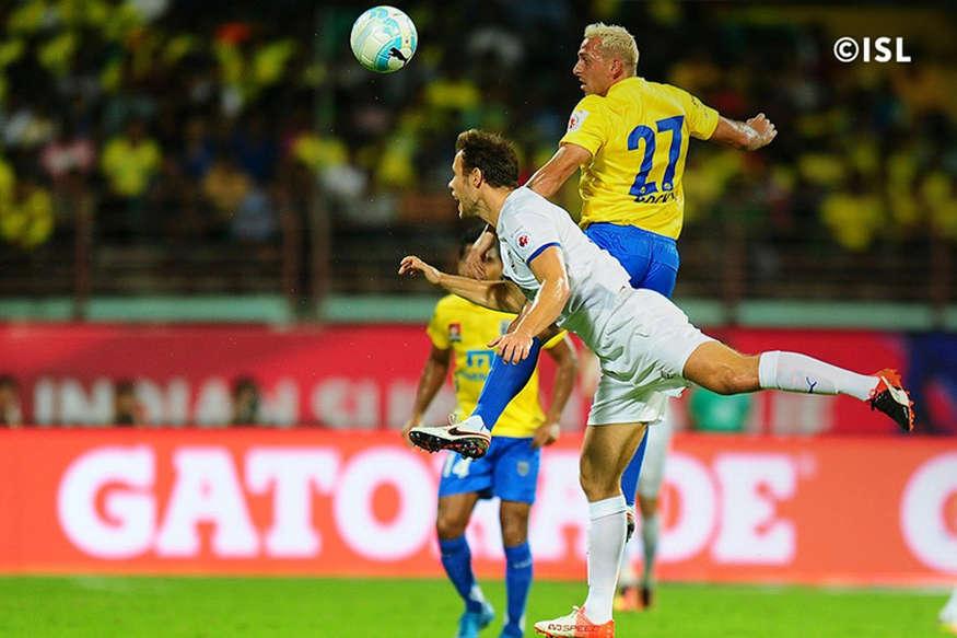 ISL : मुम्बई को हराकर केरला ब्लास्टर्स ने खोला खाता