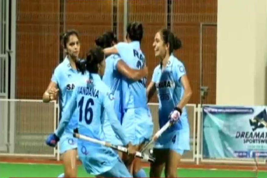 भारतीय महिला हॉकी टीम ने चीन को हराया, पहली बार जीती एशियाई चैंपियंस ट्रॉफी