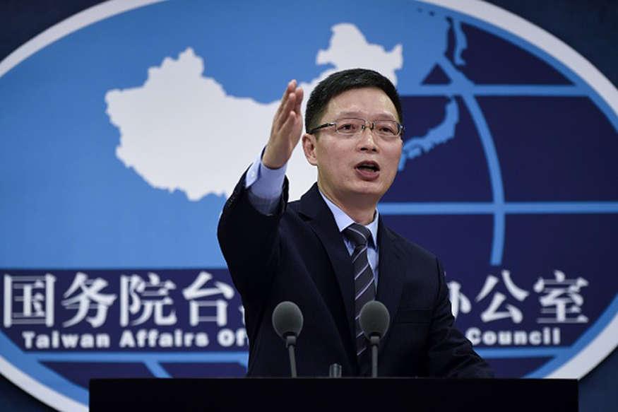 ताइवान मुद्दे पर भड़का चीन, कहा- 'एक चीन नीति' का पालन करे अमेरिका