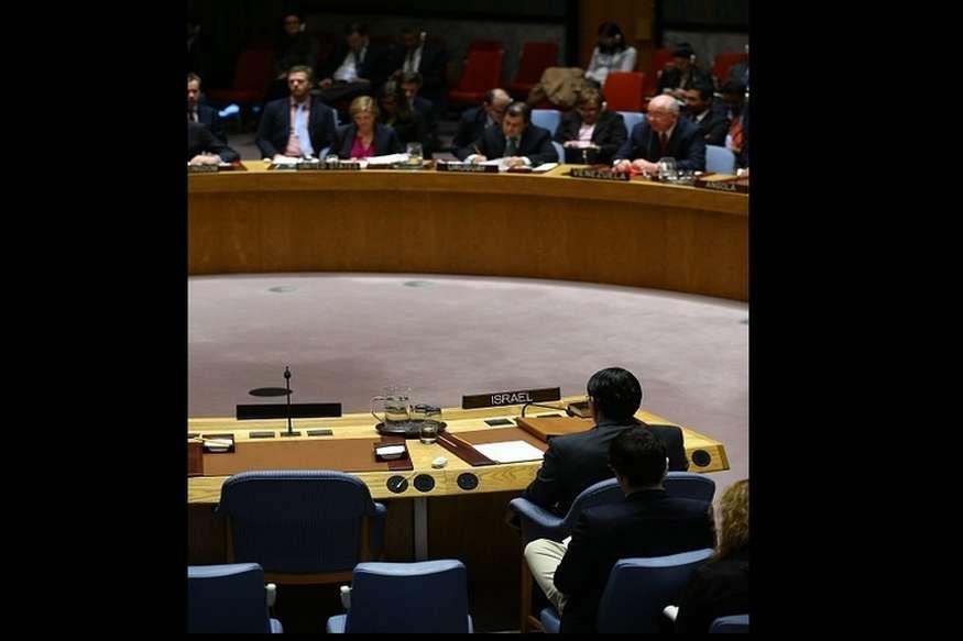 दुर्लभतम क्षण...संयुक्त राष्ट्र में अमेरिका ने नहीं दिया इस्रराइल का साथ