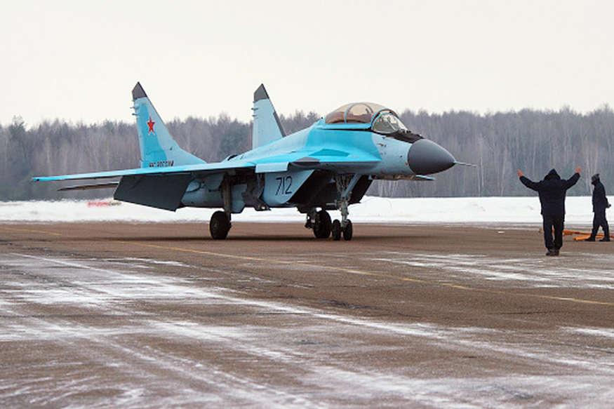 एक साथ दुश्मन के 30 निशाने खोज सकता है तोप से लैस रूस का नया लड़ाकू विमान