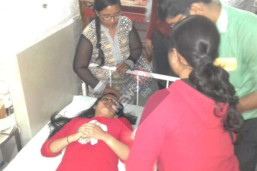 ऑलराउंडर रविंद्र जडेजा की कार से स्कूटर सवार एक लड़की घायल