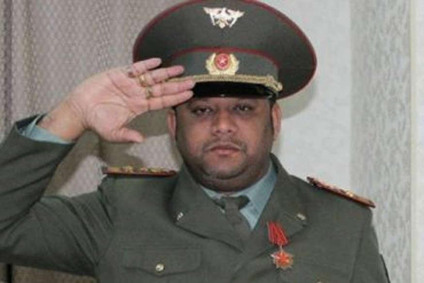 भारतीय मूल का ये शख्स बना किर्गिस्तान में शीर्ष सैन्य अधिकारी