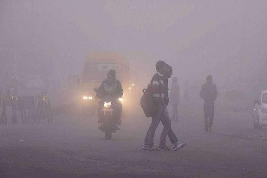 दमोह में पारा शून्य के करीब, भोपाल में सीजन का सबसे सर्द दिन