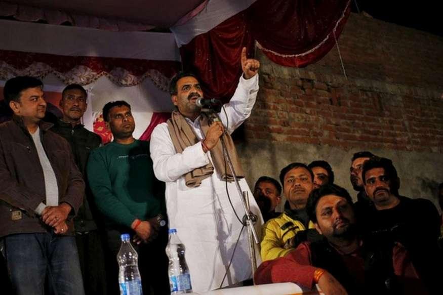 मुजफ्फरनगर दंगों में आजम खान का हाथ: केंद्रीय मंत्री संजीव बालियान