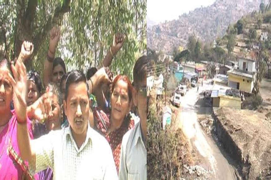 चुनाव प्रचार के दौरान नेताओं के गांव में घुसने पर ग्रामीणों ने लगाई पाबंदी