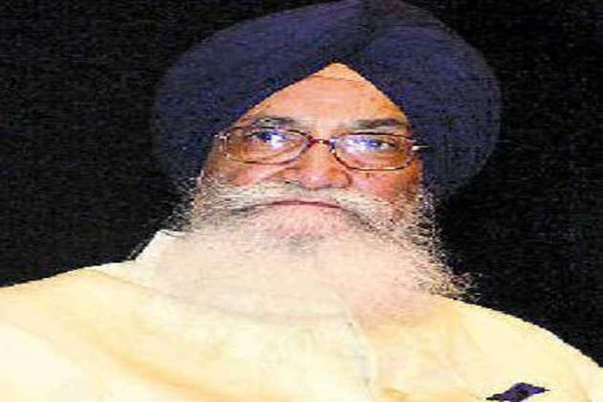 पंजाब के पूर्व मुख्यमंत्री सुरजीत सिंह बरनाला का निधन