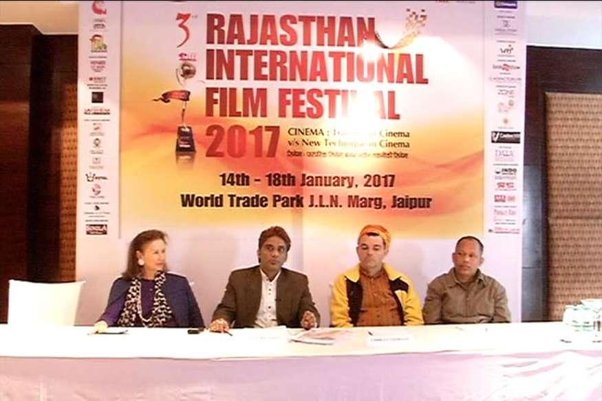 5 दिवसीय राजस्थान इंटरनेशनल फिल्म फेस्टिवल का आगाज आज