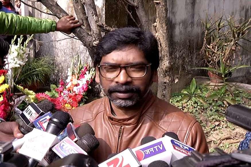 सरयू के बहाने हेमंत ने रघुवर पर साधा निशाना, कहा मनमानी पर उतरे सीएम