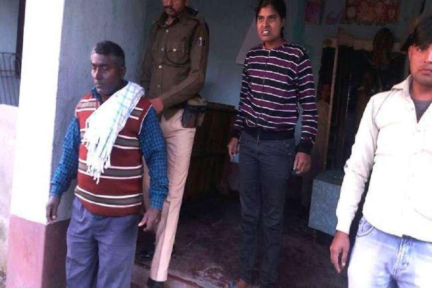 इंटर टॉपर्स स्कैम: प्रॉडिकल साइंस गर्ल रूबी राय का पिता हाजीपुर से गिरफ्तार
