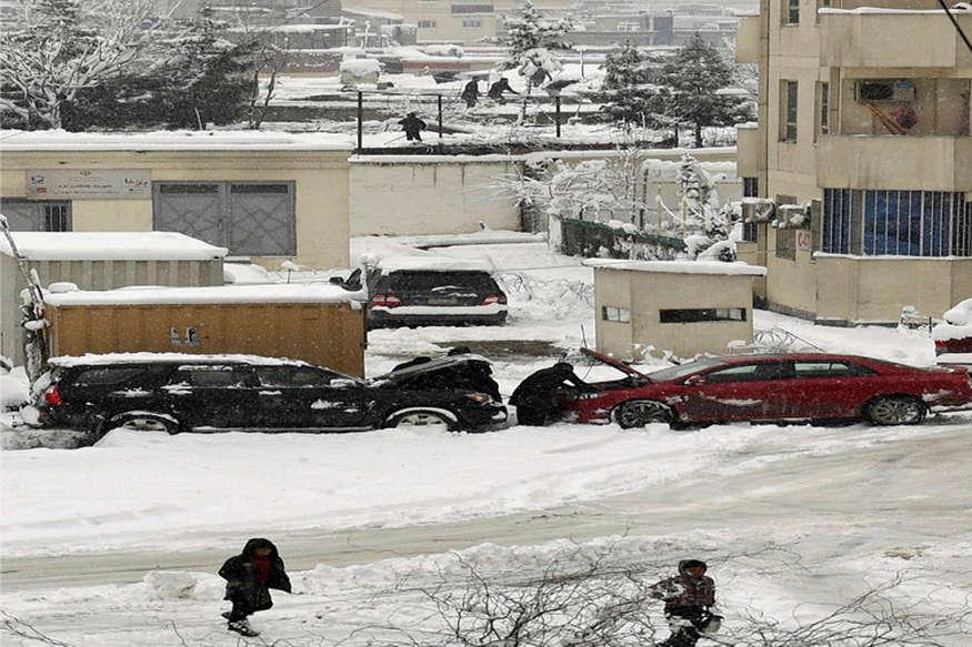 अफगानिस्तान-पाकिस्तान में हिमस्खलन, 114 मरे
