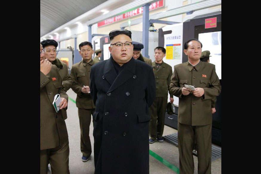 उत्तर कोरिया ने दागी चार परमाणु मिसाइलें, जापान में हड़कंप