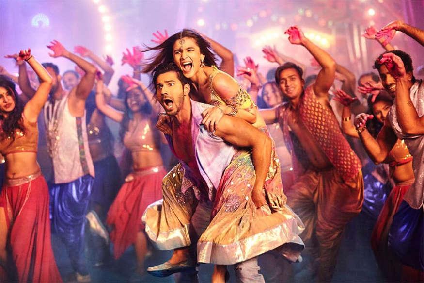 रिलीज होती ही बद्रीनाथ की दुल्हनिया के होली सॉन्ग ने सोशल मीडिया पर मचा दी धूम