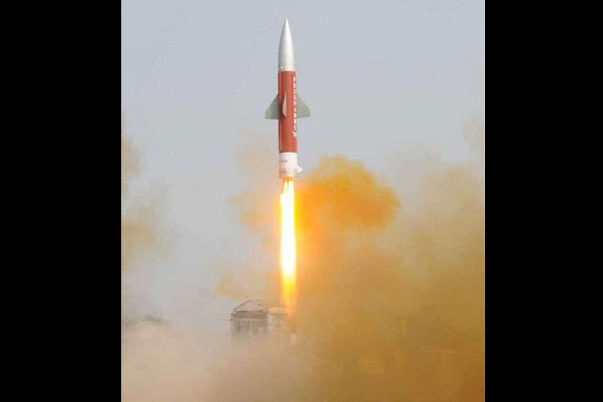 भारत ने किया इंटरसेप्टर मिसाइल का सफलतापूर्वक प्रायोगिक परीक्षण