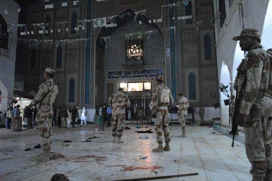 आत्मघाती हमले के खिलाफ पाकिस्तान की कार्रवाई, 24 आतंकियों की मौत