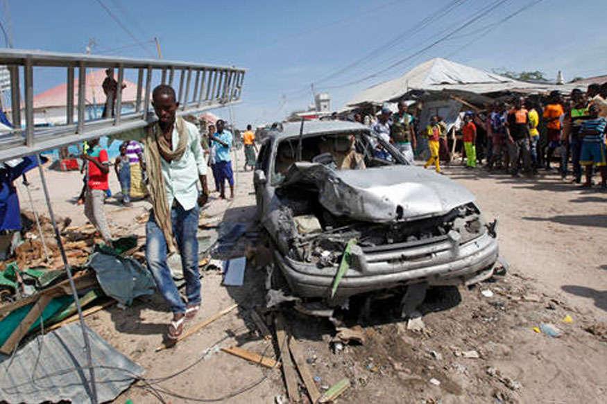 सोमालिया में विस्फोट में 20 लोगों की मौत, 50 घायल