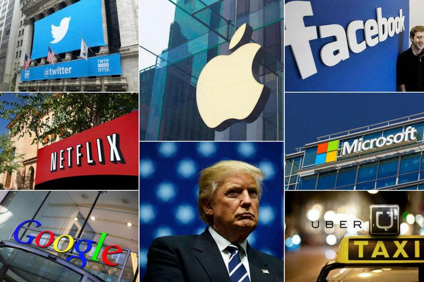 ट्रैवल बैन: गूगल, एप्पल जैसी 97 कंपनियां ट्रंप के फरमान के खिलाफ कोर्ट पहुंचीं