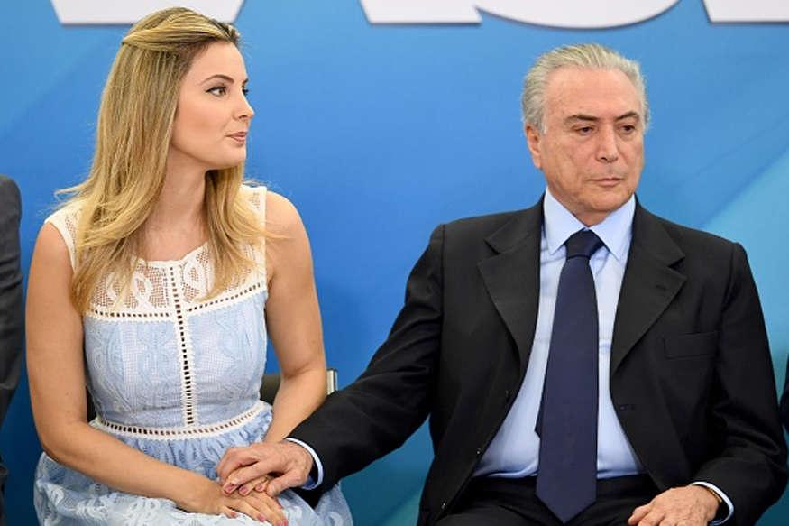 ब्राजील के प्रेसिडेंट को लगता है 'भूतों' से डर, पत्नी-बच्चे सहित सरकारी पैलेस छोड़ा