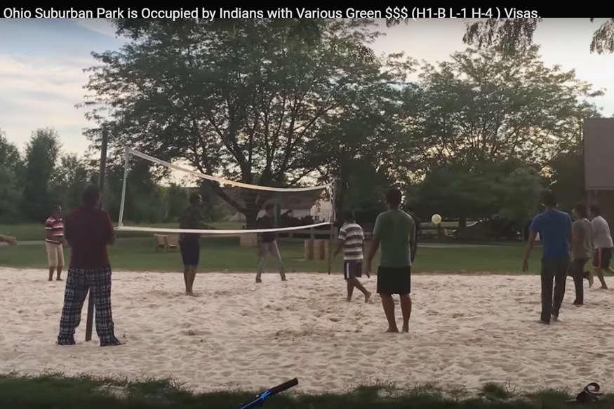 अमेरिकी शख्स ने अपलोड किया वीडियो, कहा- हमारी नौकरियां छीन रहे भारतीय