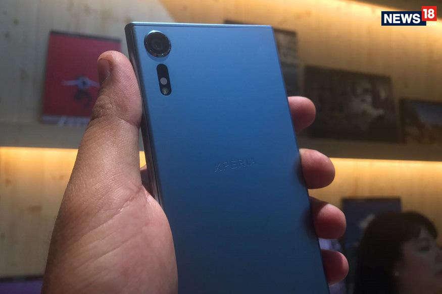 देखें ऐसा है सोनी का शानदार 19 मेगापिक्सल वाला  XZs स्मार्टफोन