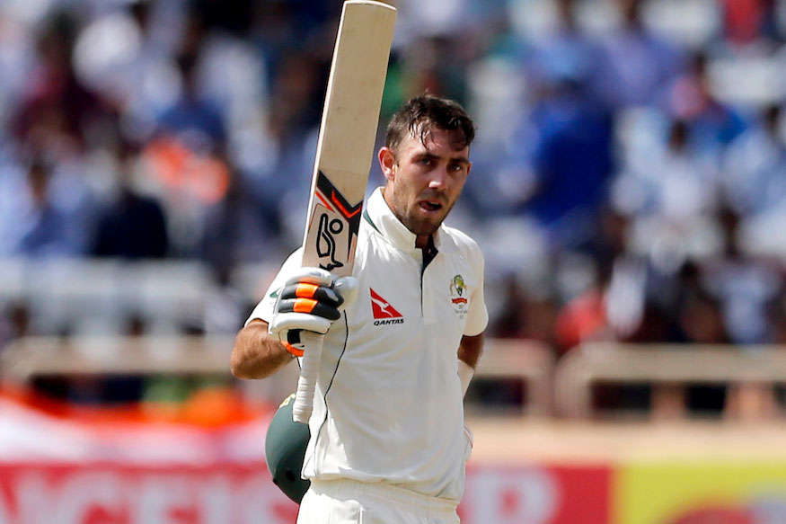 Ind vs Aus: मैक्सवेल ने डेब्यू टेस्ट सेंचुरी के साथ रचा 'ये' नया इतिहास!