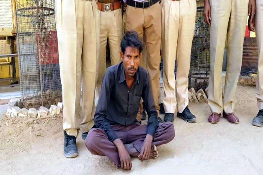 बेरहम पति ने लाठी से पीट-पीटकर पत्नी को उतारा मौत के घाट, गिरफ्तार