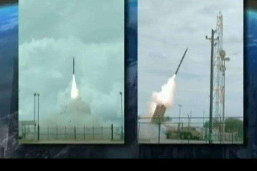 अमेरिका ने दक्षिण कोरिया में तैनात किया एंटी मिसाइल सिस्टम थाड, भड़का चीन