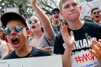 Angry Teens Flock into Florida Capitol; Demand New Gun Laws