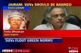 Auto experts don't agree with Ramesh on SUV ban