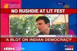 Rushdie row a blot on democracy: David Remnick