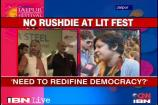 Do we need to redefine democracy, people at JLF question